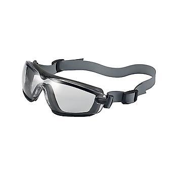 Bolle COBTPRPSI Platinum suoja lasit kirkas linssi naarmunkestävät & sumu musta/sininen