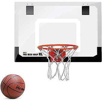 HanFei HP01-000-02 Bro Zimmer Tr Basketballkorb Pro Mini Hoop XL White/orange