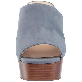 Jessica Simpson Women's CAMREE Sandal, ash Blue, 8.5 M US