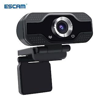 Webcam with Microphone HD 1080P Computer USB Webcams
