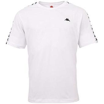 Kappa GRENNER, Herren T-Shirt, 11-0601 Bright White, XS