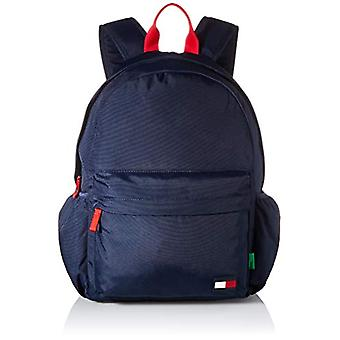 Tommy Hilfiger Core, Unisex-Kids Backpack, Twilight Navy, One Size