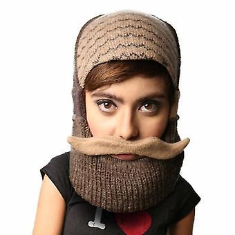 Upcycled Beard Head