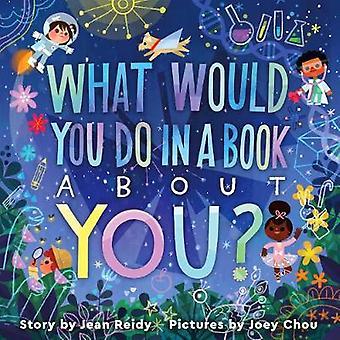 Wat zou je doen in een boek over jou