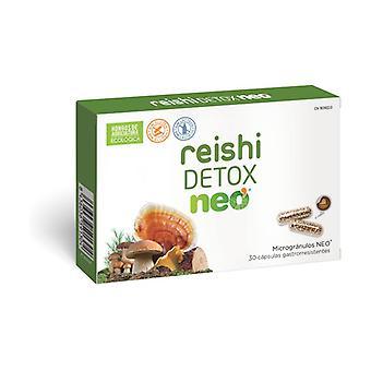 Reishi Detox 30 kapslar