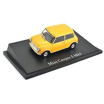 Mini Cooper S Diecast Model Car