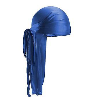 Headband de headwear de cetim masculino da moda