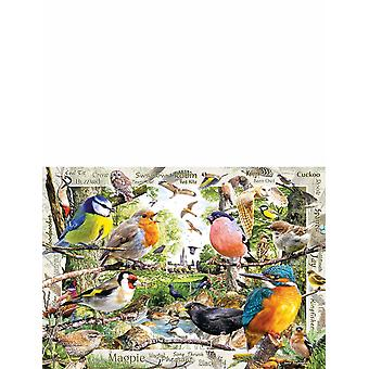 Ravensburger Our Feathered Friends 1000pcs Jigsaw