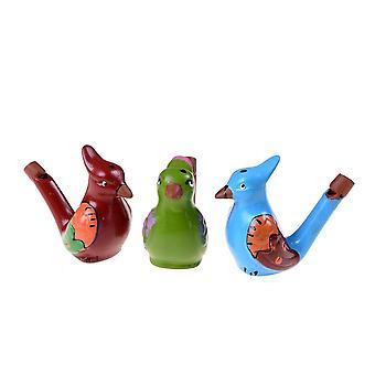 Dessin Water Bird Whistle Musical Toy pour l'apprentissage précoce des enfants éducatif