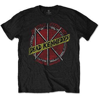 Dead Kennedys - Destroy Men's X-Large T-Shirt - Black
