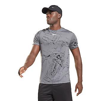 Reebok Workout Ready Allover Print T-Shirt - AW21