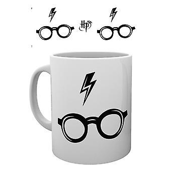Harry Potter Glasses Mug