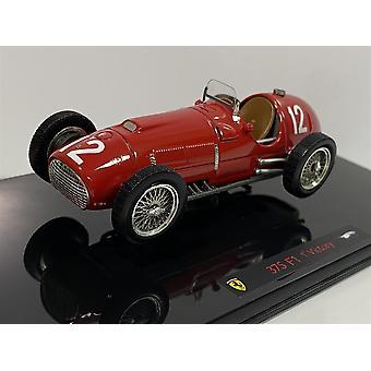 Ferrari 375 F1 Gonzalez Silverstone GP Seier 1:43 Hot Wheels Elite N5600