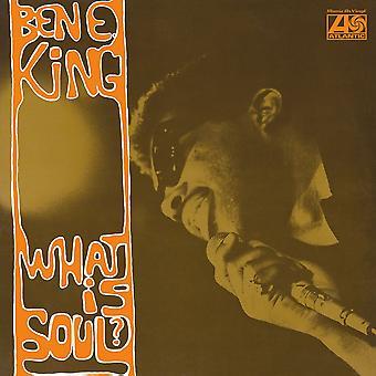 ベン・E・キング - 魂とは何ですか?ビニール