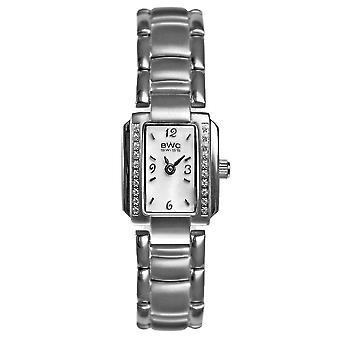 BWC Swiss - Wristwatch - Women - Quartz - 20156.50.07