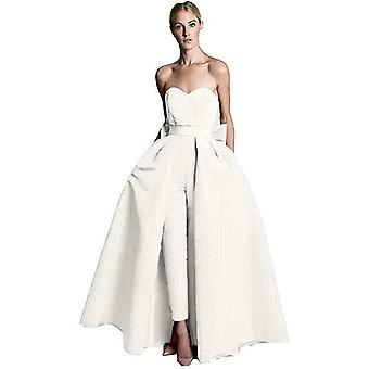 Damskie kombinezony sweetheart sukienki na studniówkę (zestaw 2)