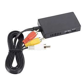 HDMI to AV adapter, hdmi to av high-definition video converter