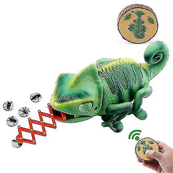 Remote Control Chameleon, Electric Simulation Animal Toy