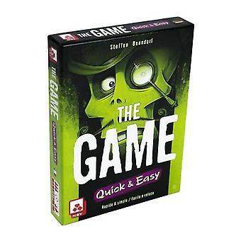 Kartová hra TheGame Quick & Easy Mercurio (ES)