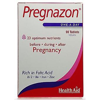 HealthAid Pregnazon Kapselit 30 (803190)