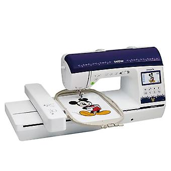 Nq3500d Mini Multifunction Electric Led Sewing Machine 290 Points