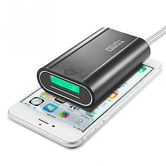 Tomo M3 Intelligent Power Bank 18650 Wymiana baterii zewnętrznej obudowy baterii