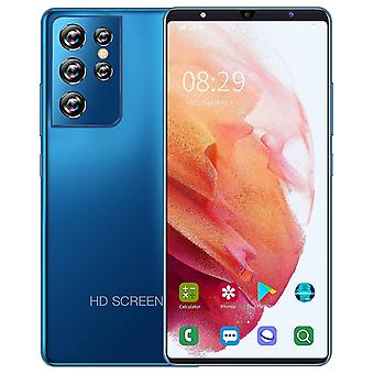 Global version s21 ultra 5.0 inch smartphone 8gb 256gb face unlock support google dual sim android