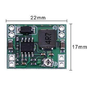 Leistungsmodul einstellbar mp1584de dc dc 3a Leistung Abwärtsstufe Abtriebsmodul 12 v9v5v3 lm2596 24v