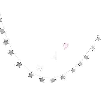 Sparkling Stars Hanging Forins Rooms Decor