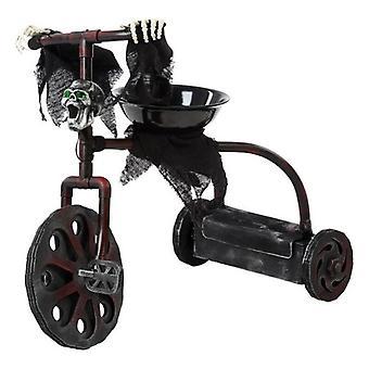 Triciclo Halloween (55 x 45 cm)