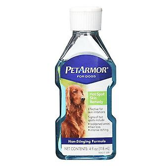 PetArmor بقعة ساخنة علاج الجلد لل غير لاذع الصيغة - 4 أوقية