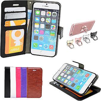 IPhone 7/8-taske til tegnebog/Cover