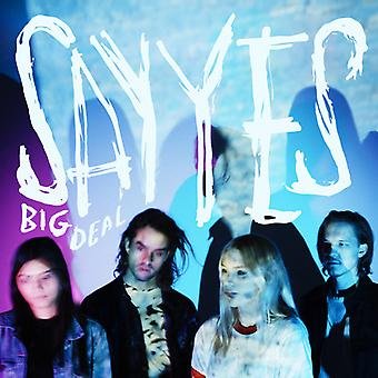 Big Deal - Say Yes [Vinyl] USA import