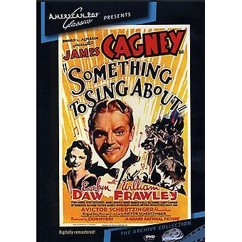 Algo para cantar sobre (1937) [DVD] USA importar