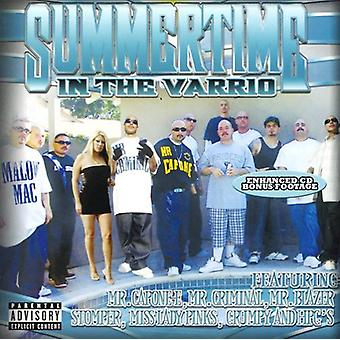 Hi Power Soldiers - Summertime in the Barrio [CD] USA import