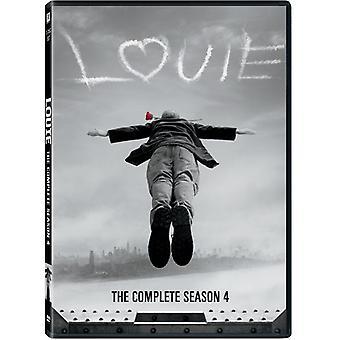 Louie: Importación de los E.e.u.u. de la 4 temporada completa [DVD]