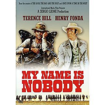 Mitt namn är ingen [DVD] USA import