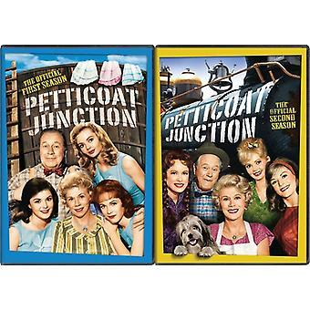 Petticoat Junction: Jahreszeiten ein & zwei [DVD] USA import