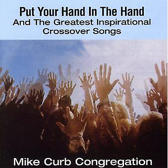 Mike Congregation Curb - Put Your Hand in the Hand & th [CD] USA import