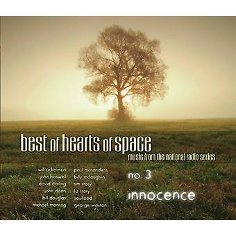 Vol. 3-Best of Hearts of Space: Innocence - Best of Hearts of Space: Innocence [CD] USA import