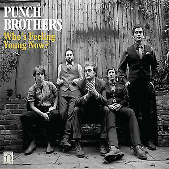Punch Brothers - Who's Feeling Young Now? [CD] USA import