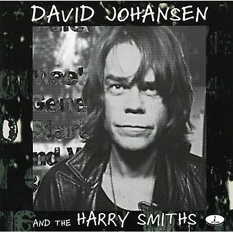 David Johansen & Harry Smiths - David Johansen & Harry Smi [CD] USA import