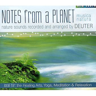 Deuter - Notes From a Planet [CD] USA import