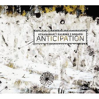 Zaleski Stranahan & Rosato - Anticipation [CD] USA import