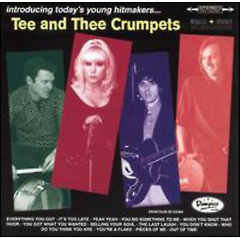 Tee & Thee Crumpets - Introducing Today's Young Hitm [CD] USA import