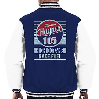 Haynes 105 High Octane Race Fuel Men's Varsity Jacket