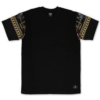 Crooks & Castles Phantom Regalia T-shirt Black