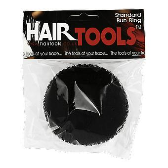 Hairtools Bun Ring svart