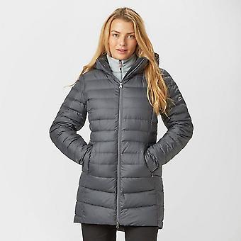 New Berghaus Women's Hudsonian Winter Wear Parka Dark Grey