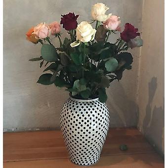 Floor vase 32 cm height, BSN tradition 24 J-4148